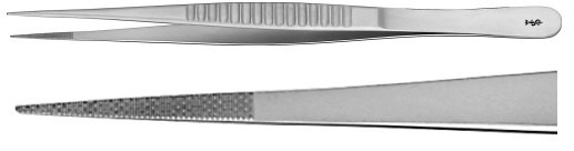 AE-BD250R, COOLEY 	FORCEPS 	 	200 mm, 8""