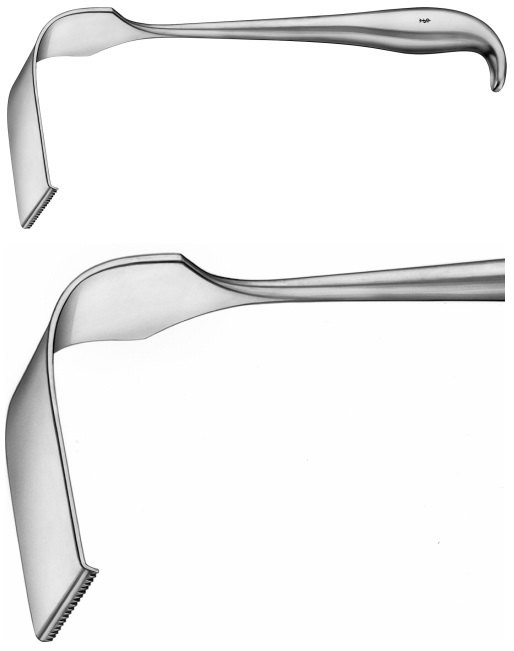 AE-BT487R, MEYERDING RETRACTOR 89X50 MM 255 mm, 10""