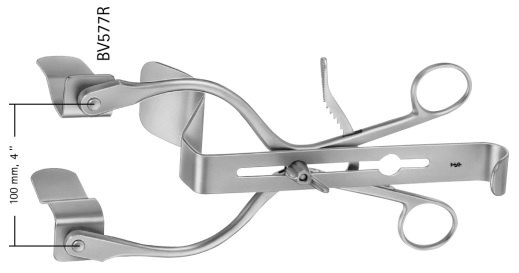 AE-BV575R, MILLIN 	RETRACTOR 	retractor only