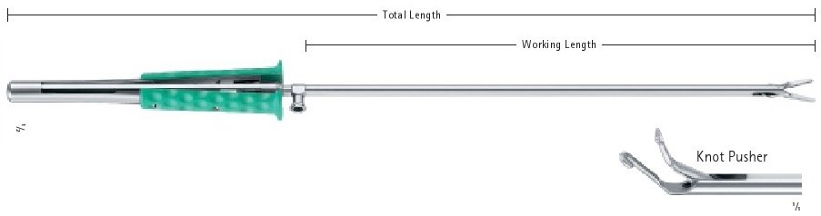 AE-FC292R, Forceps, Valve XS, Standard, Jaw type, Jaw size: 45° Angled, Working length 9'' (230 mm)